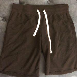 Bermuda style women's shorts